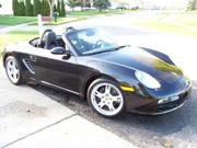 2006 PORSCHE Porsche Boxster Base Convertible 2-Door